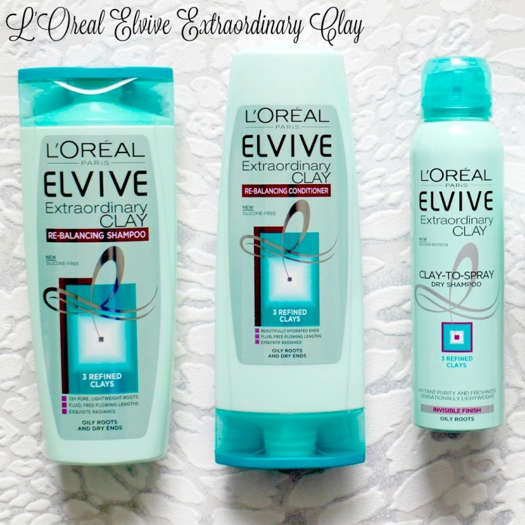 L'Oreal Elvive Extraordinary Clay Review