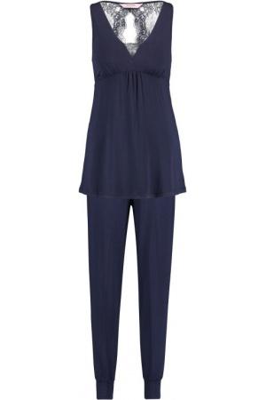 dames-pyjamas-hunkemoller-pyjamaset-janice